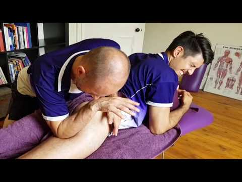 Hamstring Injury Treatment | Hamstrings For Days! Brutal Hamstring Treatment