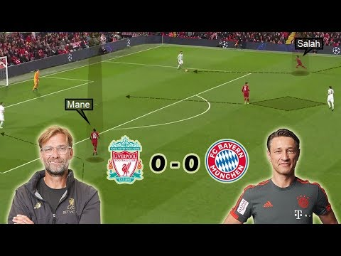 Draw A Fair Outcome? Liverpool Vs Bayern Munich 0-0 | Tactical Analysis