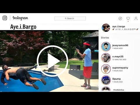 Behind The Scenes : INSTAGRAM VIDEO (Dir. By @Aye.i.Bargo)
