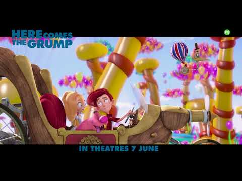 Here Comes The Grump Official Trailer