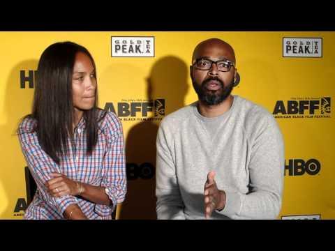 ABFF 2012 - Mara Brock and Salim Akil - Hollywood Power Couple