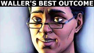 Video Waller's Best Ending & Final Outcome - BATMAN Season 2 The Enemy Within Episode 5: Same Stitch MP3, 3GP, MP4, WEBM, AVI, FLV Agustus 2018