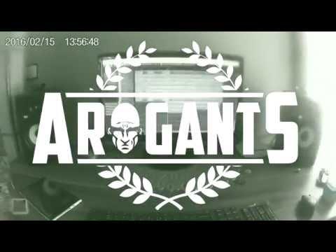 Arogants - AROGANTS - 1st Oi! for recording