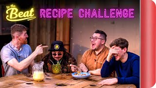 Cook to the Beat RECIPE CHALLENGE   Reggae by SORTEDfood