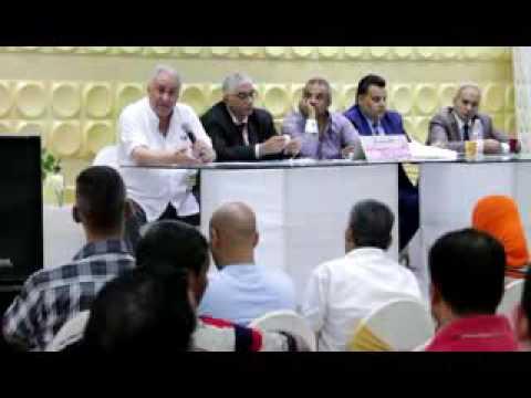 بالفيديو..سخى: هدفنا بالمؤتمر تذليل الصعاب امام المحامين