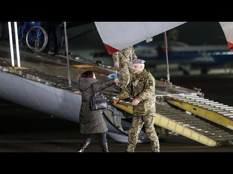 Ukraine: Hoffnung im Ost-Ukraine-Konflikt - 200 Gefang ...