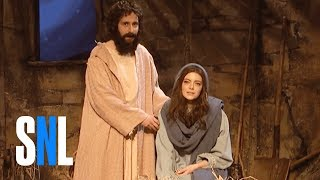 Video The Nativity - SNL MP3, 3GP, MP4, WEBM, AVI, FLV Desember 2018