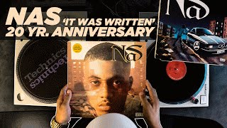 Discover Classic Samples Used On Nas - It Was Written - 20yr Anniversary