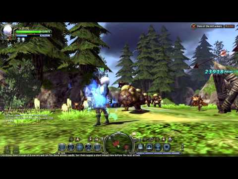 Dragon Nest: Combo Attacks