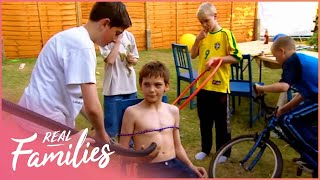 Video What Would Happen If Ten Boys Were Left To Live Alone Together? | Boys Alone (Full Documentary) MP3, 3GP, MP4, WEBM, AVI, FLV Maret 2019