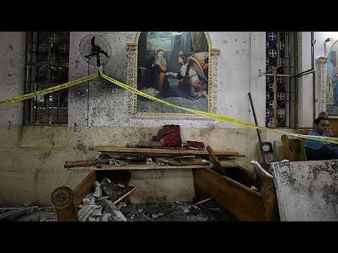 Δεκάδες νεκροί στη «Ματωμένη Κυριακή» της Αιγύπτου