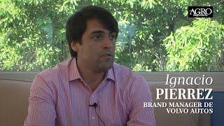 Ignacio Pierrez - Brand Manager de Volvo Autos