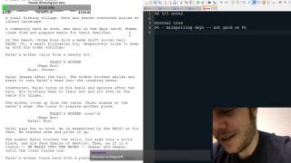 Amateur Offering Scriptshadow Review