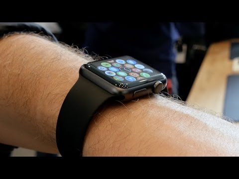 Apple Watch - первый взгляд