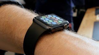 Apple Watch -первый взгляд