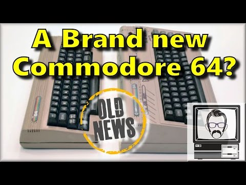 The 64 - A New Commodore 64? | Nostalgia Nerd