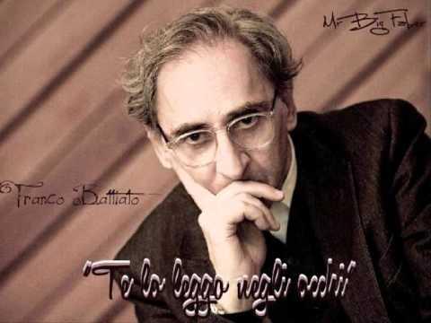 """, title : 'Franco Battiato - """"Te lo leggo negli occhi""""'"""