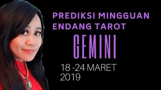 Video GEMINI  | 18 - 24 MARET 2019  Endang Tarot (Indonesia) - Minggu 114 Tahun 2019 MP3, 3GP, MP4, WEBM, AVI, FLV Maret 2019