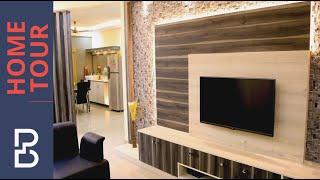 Simple and Beautiful 3 BHK Flat interiors of Mr. Karan Arora | Pioneer Sunblossom | Electronic city