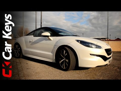 Peugeot RCZ 2013 review