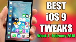 BEST iOS 9 Jailbreak Cydia Tweaks   Week 1 February 2016, ios 9, ios, iphone, ios 9 ra mat