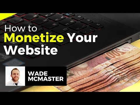 Watch 'How to Monetize your Website / Blog (Top 17 Ways to Make Money) - YouTube'