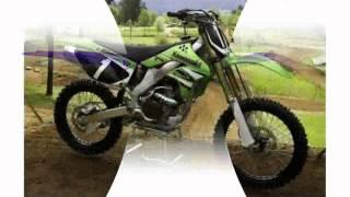 10. 2008 KTM XC 250 Features