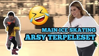Video ARSY IN WONDERLAND - MAIN ICE SKATING BARENG KAK AUREL, BEGINI GAYA ARSY HERMANSYAH MP3, 3GP, MP4, WEBM, AVI, FLV April 2019