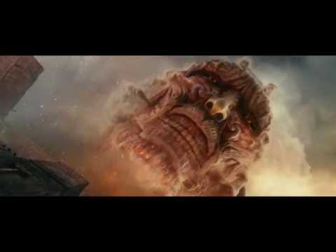 Attack on Titan International Trailer 3