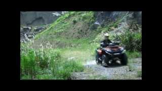 4. CFMOTO Terralander X-8 ATV 800cc