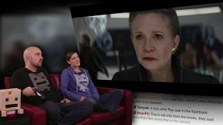 Video Star Wars: The Last Jedi Show and Trailer! MP3, 3GP, MP4, WEBM, AVI, FLV Oktober 2017