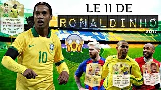 Video LE 11 IDÉAL DE RONALDINHO ! MP3, 3GP, MP4, WEBM, AVI, FLV Agustus 2017