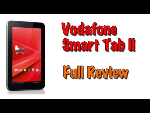 Vodafone Smart Tab II – Full Review