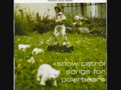 Tekst piosenki Snow Patrol - Make up po polsku
