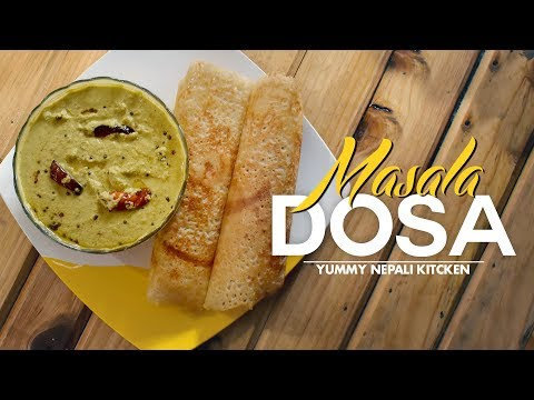 (Dosa Recipe | How to Make Dosa at home...- 6 minutes, 11 seconds.)