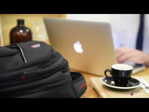 Official Trailer Ruigor RG6187 Business Laptop Outdoor Sports Backpack