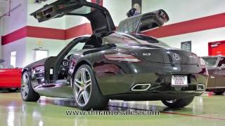 Mercedes-Benz SLS AMG--D&M Motorsports Test Drive Review 2012 Chris Moran