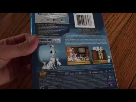 101 Dalmatians 1961 Blu-Ray Overview