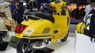 8. New Vespa GTS Super Sport 300 ABS