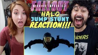 MISSION: IMPOSSIBLE - Fallout - HALO JUMP STUNT Behind The Scenes - REACTION!!! by The Reel Rejects