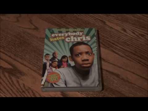 Teenage Angst Against The World - Everybody Hates Chris Season 4 DVD