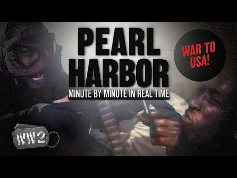 War to USA! - Pearl Harbor Minute by Minute Teaser #2