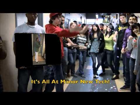 "MNTHS: Lip Dub 2012 - ""Baba O'New Tech"""