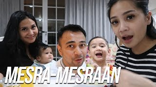 Video MESRA-MESRAAN BARENG ANSARA SAMA RAFATHAR MP3, 3GP, MP4, WEBM, AVI, FLV Mei 2019