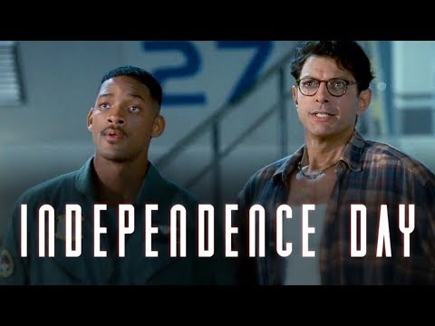 I have really gotten into the 'Lessons From the Screenplay' YouTube channel recently, here he breaks down what makes the original Independence Day so great
