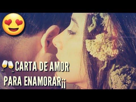 Poemas para enamorar - CARTA PARA ENAMORAR MAS A MI NOVIO!!