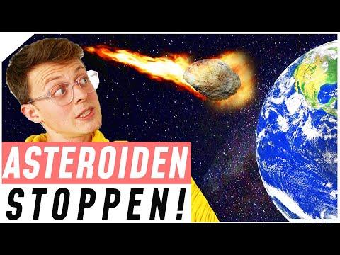 Wie können wir uns vor Asteroiden schützen?