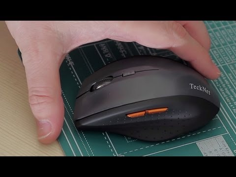 TeckNet M002 mouse quick review