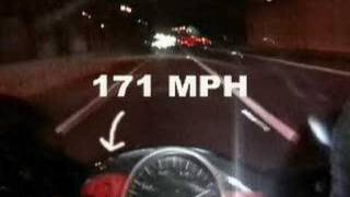 5. 2006 YAMAHA R6 TOPS OUT AT 171 MPH TOP SPEED