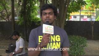 Manoj Devadass at Naangellam Edakoodam Team Interview